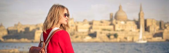 #3 Malta - 2nd Safest Country Worldwide