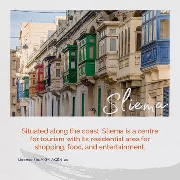 Buy Property in Sliema