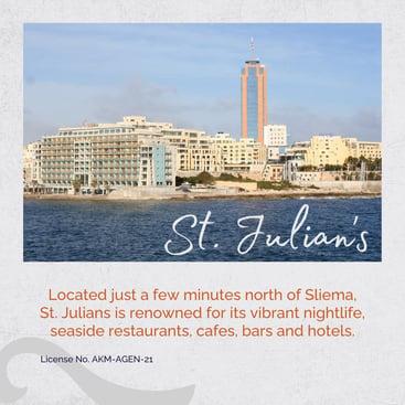 Buy Property in St. Julian's