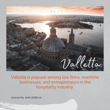 Buy Property in Valleta