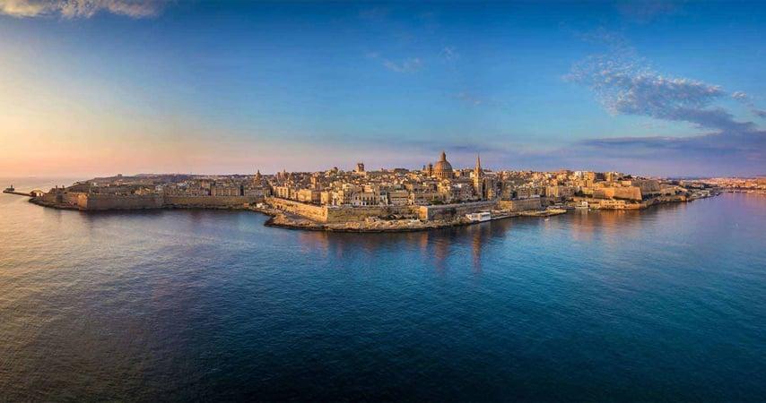Malta. Quốc gia an toàn nhất để sở hữu thẻ thường trú nhân