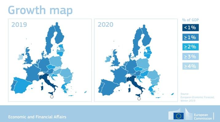Growth Map (EU, Malta)