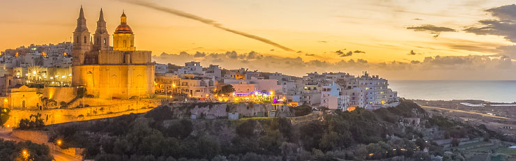 mellieha Places to Live in Malta