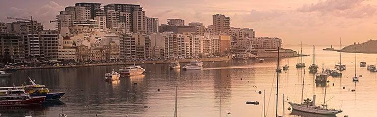 Places to Live in Malta - sliema