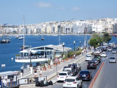 Sliema Best Locations to set up a business in Malta