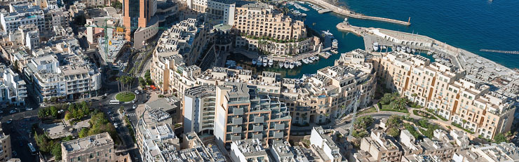 Places to Live in Malta - stjulians