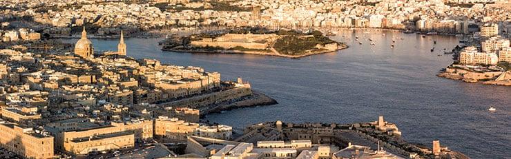 Places to Live in Malta - Valletta