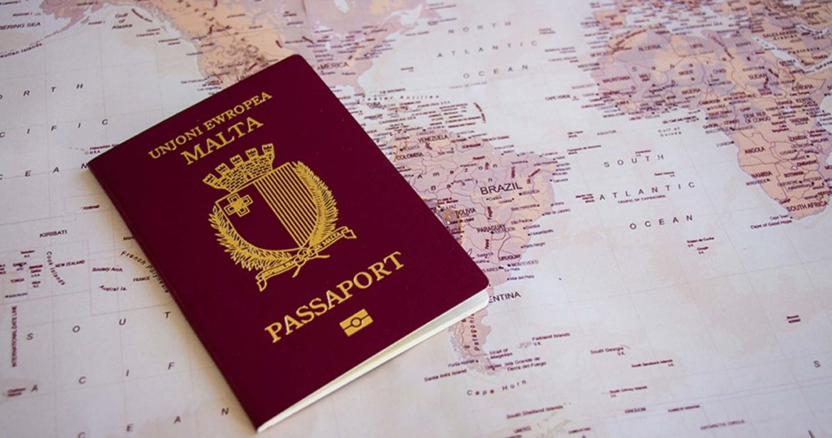 Malta Passport Equals Canada and Australia in Strength