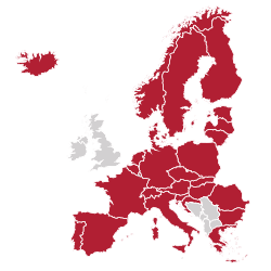 Europen Visa-free countries